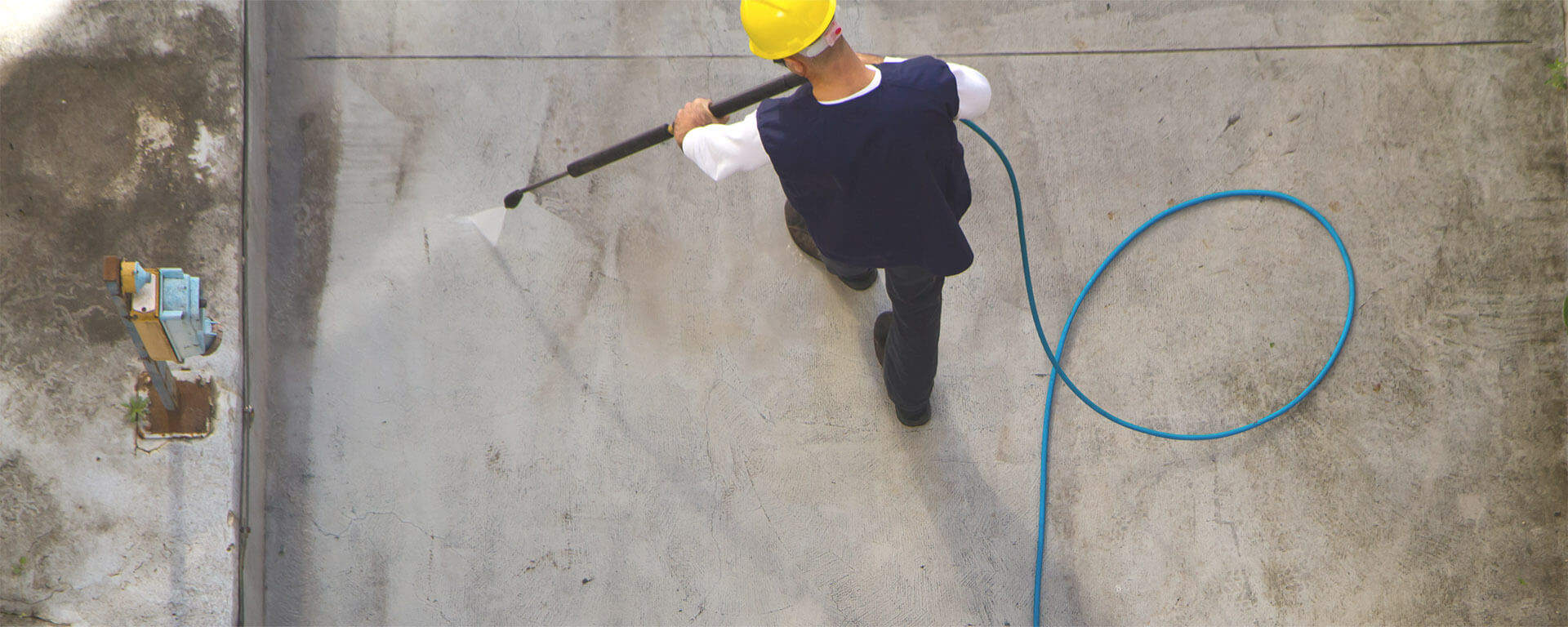 Commercial and Residential Pressure Washing